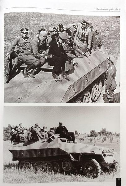 SS-Panzer-Regiment 2 DR - WW2 SS Panzer book