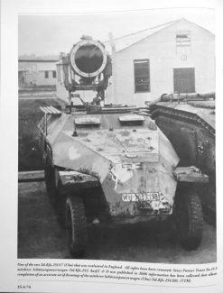 Panzer Tracts No. 15-4 - Schützenpanzer Sd.Kfz 251 to Vollketten M.S.P Kätzchen Book