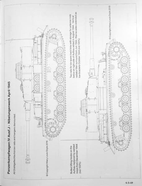 Panzer Tracts No. 4-3 Pz.Kpfw IV Ausf.H & Ausf.J