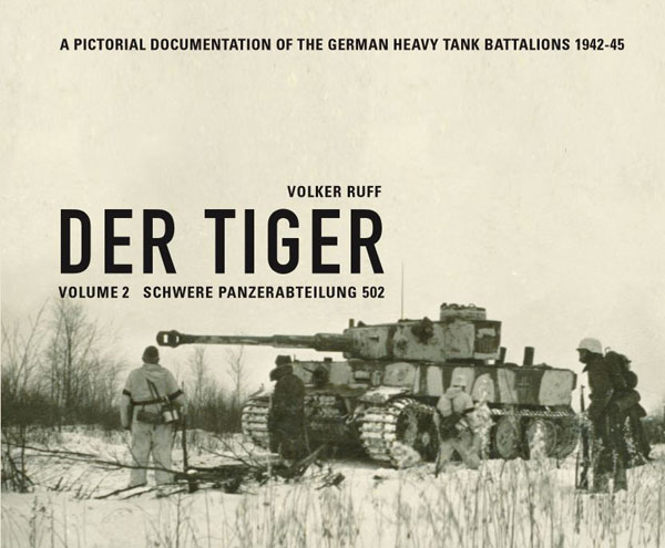 Der Tiger Vol.2 - Tiger Tank book