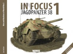 In Focus 1: Jagdpanzer 38 - Hetzer book