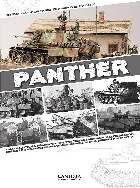 Panther - Panther tank modelling book
