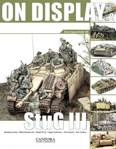 On Display Vol.2 - Sturmgeschütz III tank modelling book