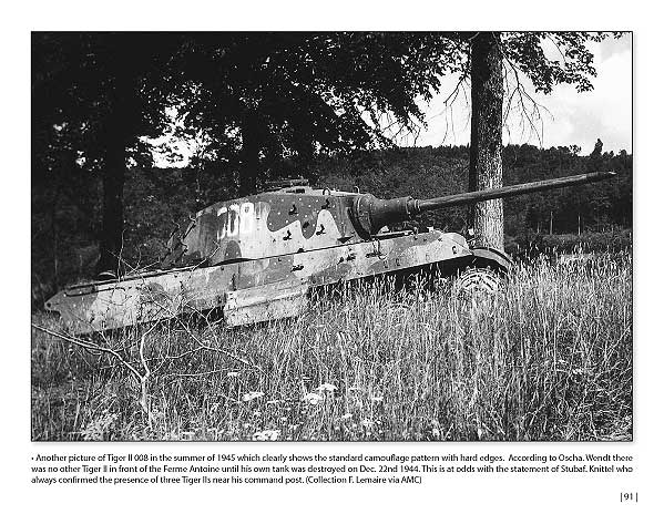 Duel in the Mist 3 - Ardennes Offensive book - Panzerwrecks