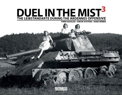 Duel in the Mist 3 - Battle of the Bulge (Ardennes Offensive) Panzer book