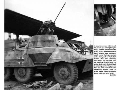 Panzerwrecks 12 - WW2 Panzer book. Beutepanzer