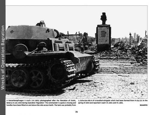 Panzerwrecks 14: Ostfront 2 - WW2 Panzer book. Pz.Kpfw II