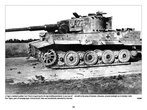 Panzerwrecks 14: Ostfront 2 - WW2 Panzer book. Tiger tank