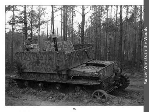 Panzerwrecks 14: Ostfront 2 - WW2 Panzer book. Flakpanzer IV Möbelwagen