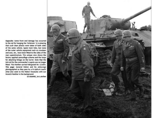 Panzerwrecks 15 - WW2 Panzer book. Panther tank. Liberation of Paris