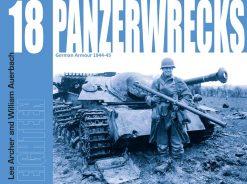Panzerwrecks 18 - WW2 Panzer book