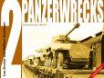 Panzerwrecks 2 - WW2 Panzer book.