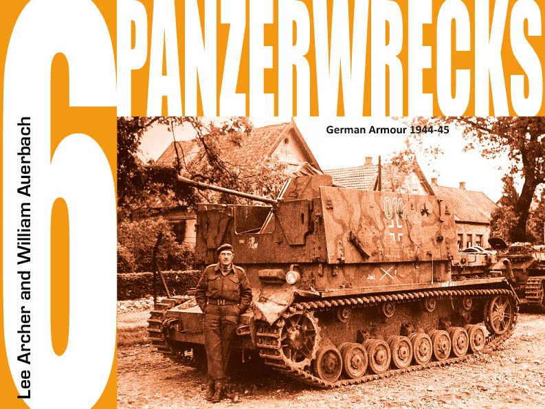 Panzerwrecks 6 - Flammpanzer 38