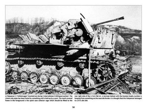 Panzerwrecks 7: Ostfront - WW2 Panzer book. Flakpanzer IV Möbelwagen