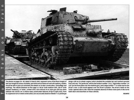 Panzerwrecks 7: Ostfront - WW2 Panzer book. Turan II tank