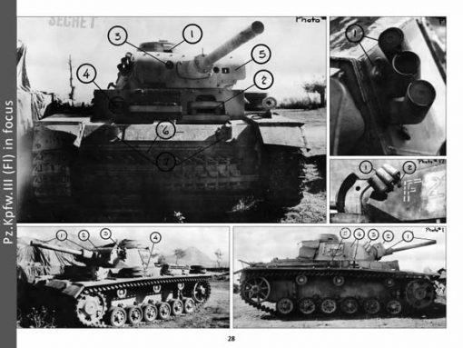 Panzerwrecks 9: Italy 1 - WW2 Panzer book. Flammpanzer III