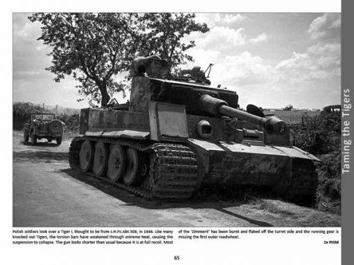 Panzerwrecks 9: Italy 1 - WW2 Panzer book. Tiger tank