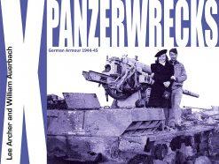 Panzerwrecks X - WW2 Panzer book