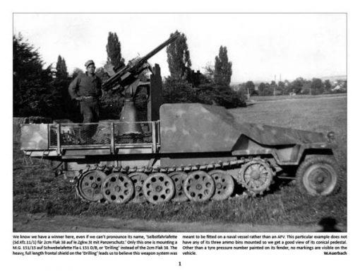Panzerwrecks X - WW2 Panzer book. Sd.Kfz 11/1
