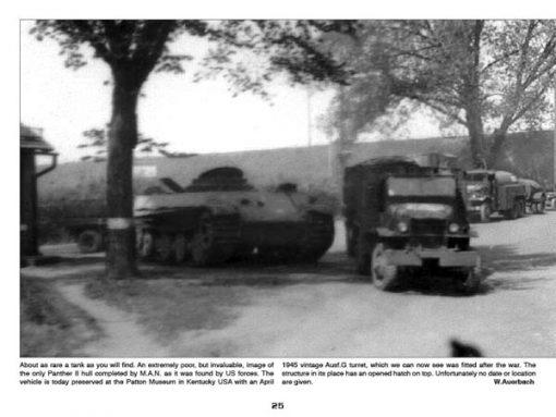 Panzerwrecks 1 - WW2 Panzer book. Panther tank