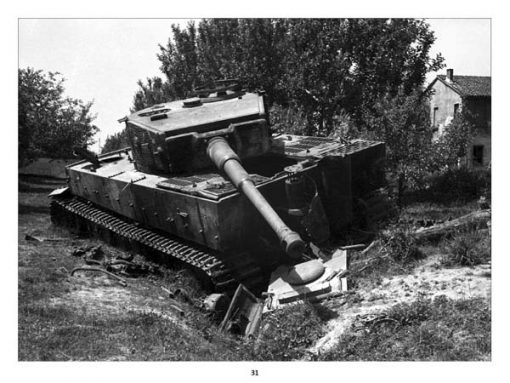 Panzerwrecks 13: Italy 2 - WW2 Panzer book. Tiger tank