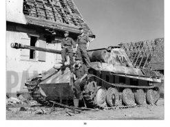 Panzerwrecks 18 - WW2 Panzer book. Panther tank