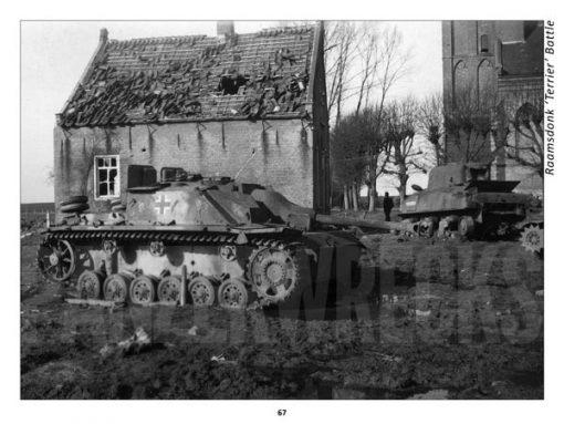 Panzerwrecks 18 - WW2 Panzer book. Sturmgeschuetz III tank