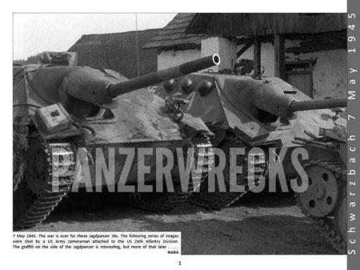 Panzerwrecks 3 - WW2 Panzer book. Jagdpanzer 38 (Hetzer)