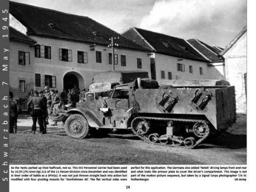 Panzerwrecks 3 - WW2 Panzer book. Beutepanzer
