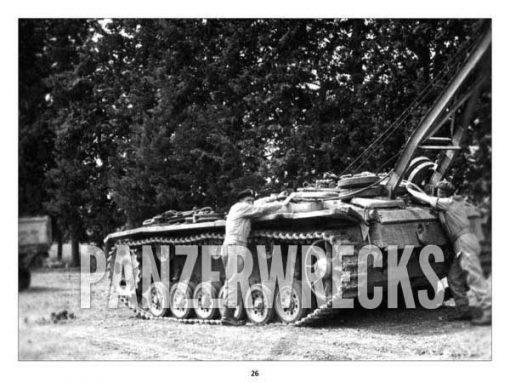Panzerwrecks 3 - WW2 Panzer book. Bergepanzer III