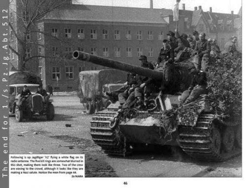 Panzerwrecks 3 - WW2 Panzer book. Jagdtiger