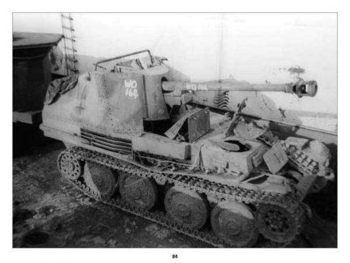 Panzerwrecks 3 - WW2 Panzer book. Marder 38T