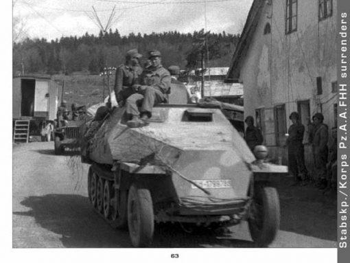 Panzerwrecks 4 - WW2 Panzer book. Sd.Kfz 251