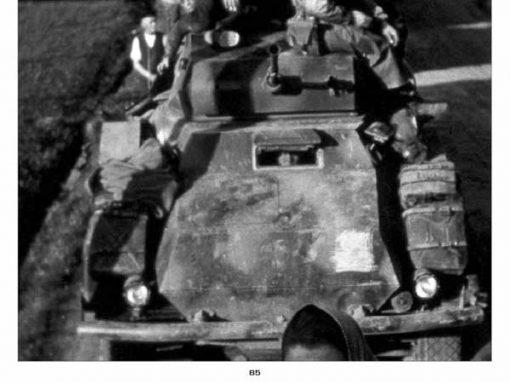 Panzerwrecks 4 - WW2 Panzer book. Sd.Kfz 234