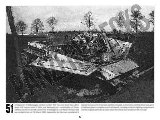 Panzerwrecks 20: Ostfront 3 - WW2 Lake Balaton Panzer wrecks book. Flakpanzer IV Moebelwagen