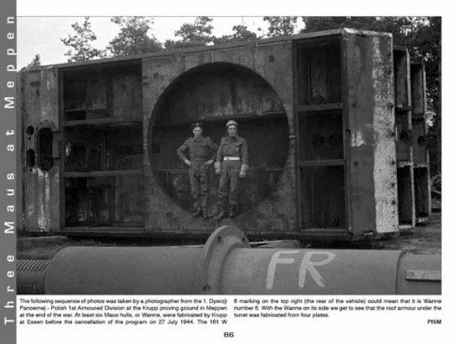 Panzerwrecks 5 - WW2 Panzer book. Maus