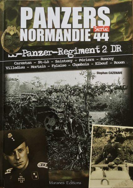 SS-Panzer-Regiment 2 DR - Das Reich book