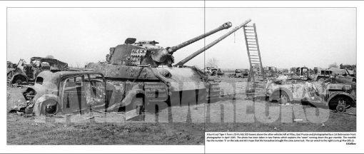 Panzerwrecks 14: Ostfront 2 - WW2 Panzer book. Tiger II Tank