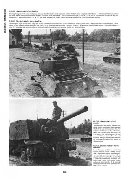 AFV Photo Album Vol.2 - WW2 Panzer tank book