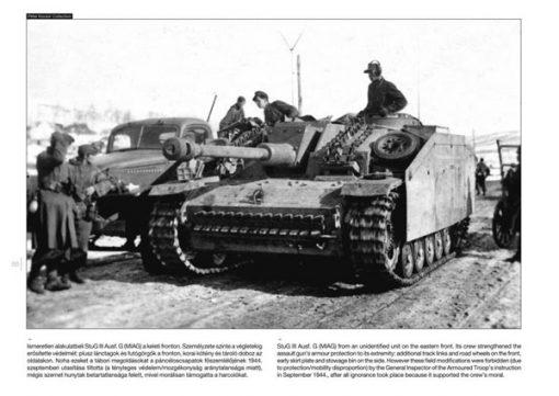Sturmgeschütz III on the Battlefield - Sturmgeschütz III tank book