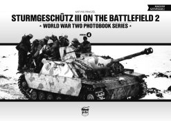 Sturmgeschütz III on the Battlefield 2 - Sturmgeschütz III tank book