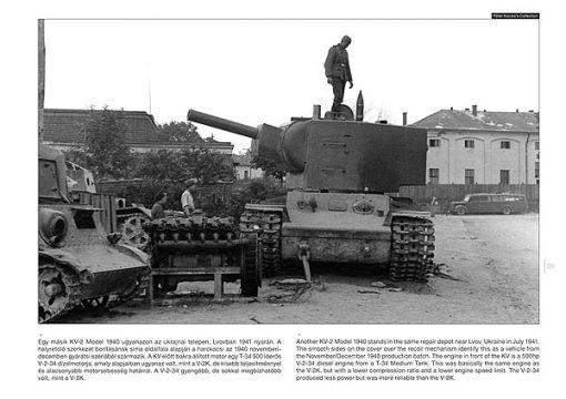 KV Tanks on the Battlefield - KV-I, KV-II & KV-85 tank book