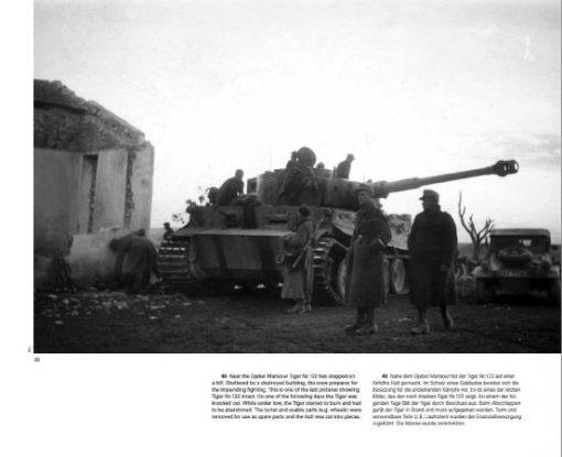 Der Tiger Vol.1 - s.Pz.Abt 501 Tiger tank book