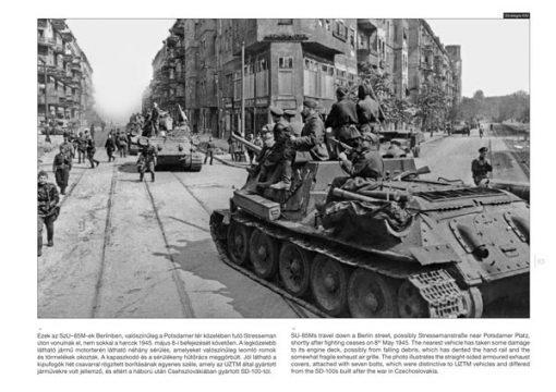 SU-85 & SU-100 on the Battlefield - WW2 SU-85 & SU-100 tank book