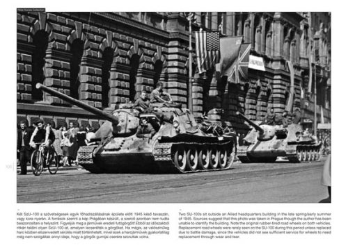 SU-85 & SU-100 on the Battlefield - WW2 SU-85 & SU-100 tank book