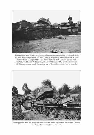 Illustrated History of the Sturmgeschütz Abteilung - WW2 Sturmgeschütz III book