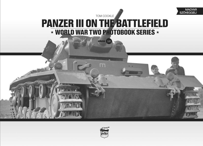 Panzer III on the Battlefield (Vol.14)