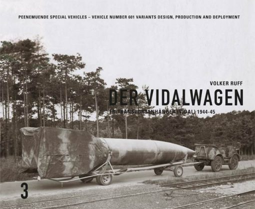 Der Vidalwagen - WW2 V2 rocket book
