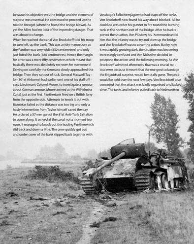 Kampfgruppe Walther and Panzerbrigade 107 - a thorn in the side of Market Garden