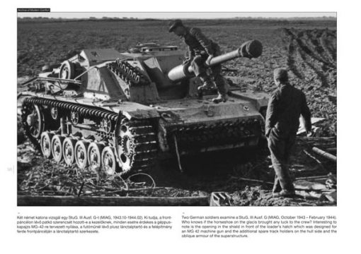 Sturmgeschütz III on the Battlefield 4 (Vol.13) - Stug III book